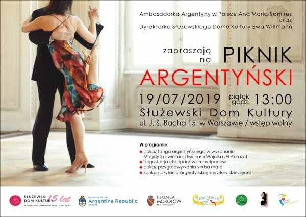 FILM – Piknik argentyński – walc